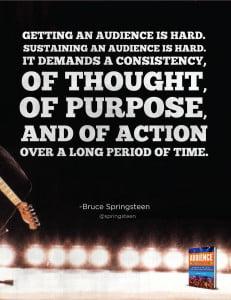 AUDIENCE Springsteen